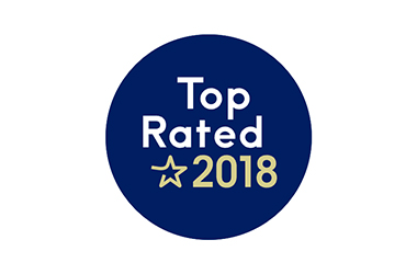 Top Rated 2018