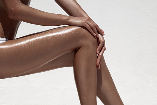 Schöne, gesunde Haut
