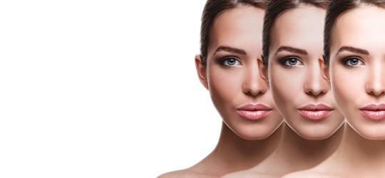 Schöne, gesunde Haut mit Airbrush-Tanning